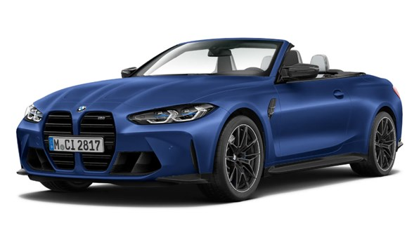 BMW M4 Competition M xDrive Cabriolet
