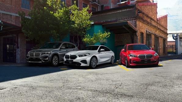 BMW kampagner