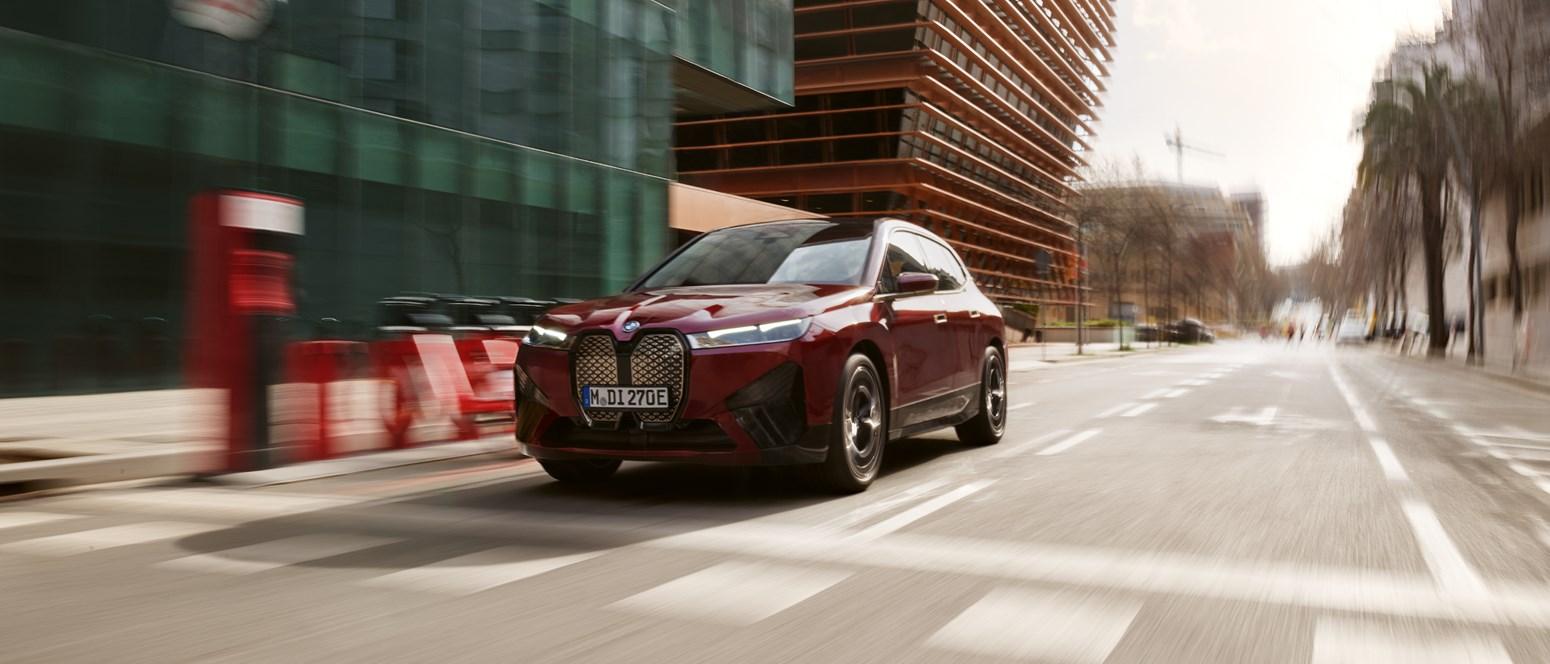 BMW Sustainability A