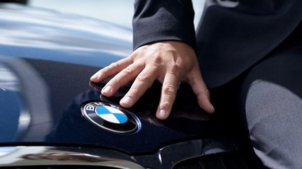 Finansiering af BMW