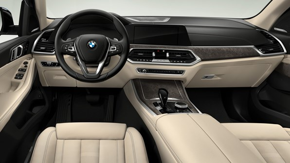 Intelligent BMW